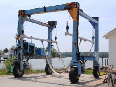 yard operating equipment