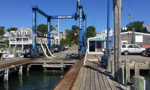 boat hauling equipment